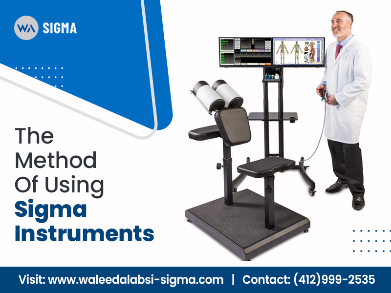 The Method Of Using Sigma Instruments